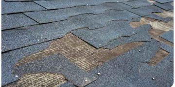 Roofs Deteriorat